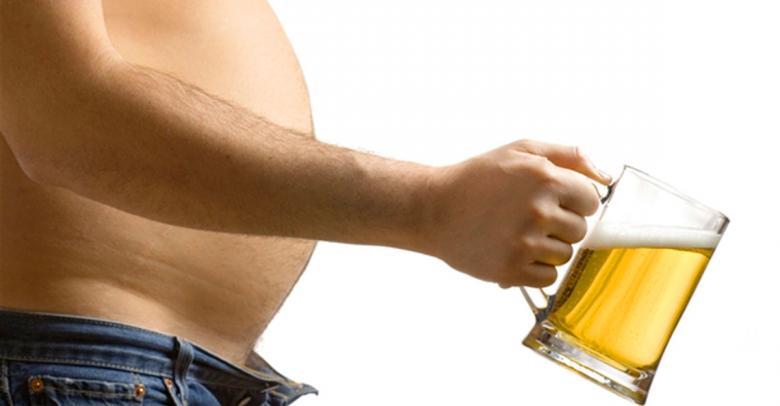 La panza de cerveza es más grave de lo que piensas
