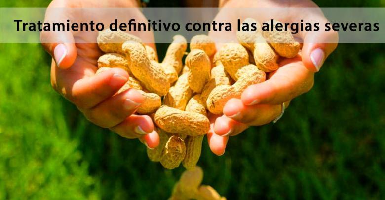 Tratamiento definitivo contra las alergias severas