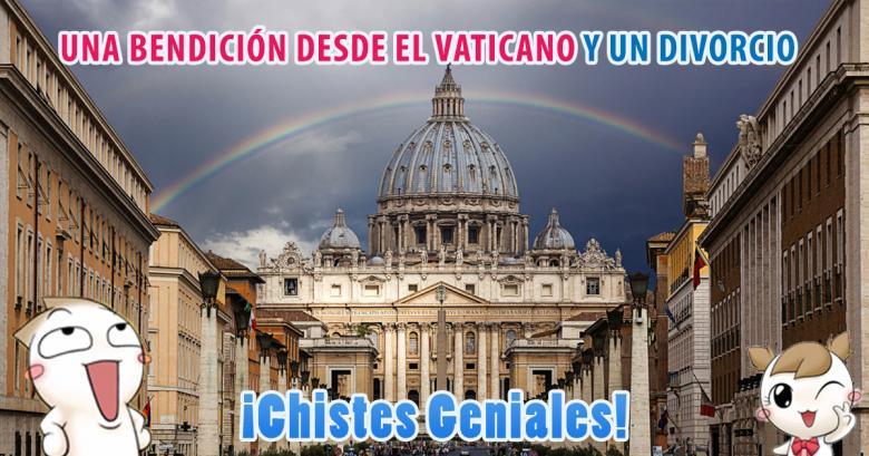 Una bendición desde el Vaticano y un divorcio