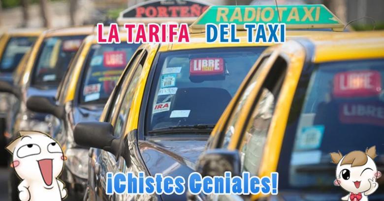 La tarifa del taxi