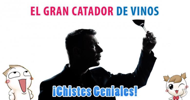 El gran catador de vinos