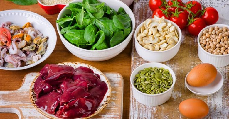 Qué tipos de hierro hay en los alimentos y como absorberlo mejor