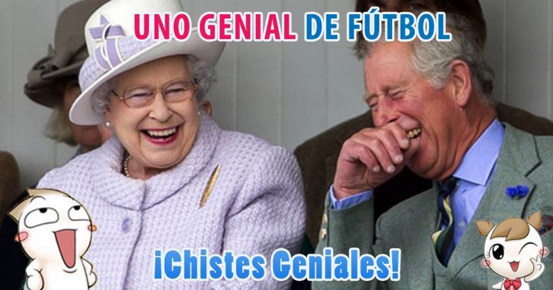 Un Cortito pero Genial chiste de FUTBOL