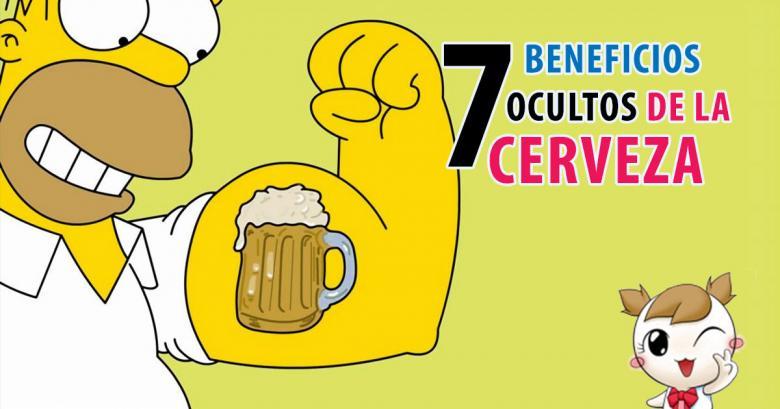 Los beneficios ocultos de la cerveza que no te imaginabas