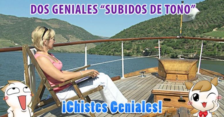 Chistes Geniales Hoy Uno Argentino Subido De Tono