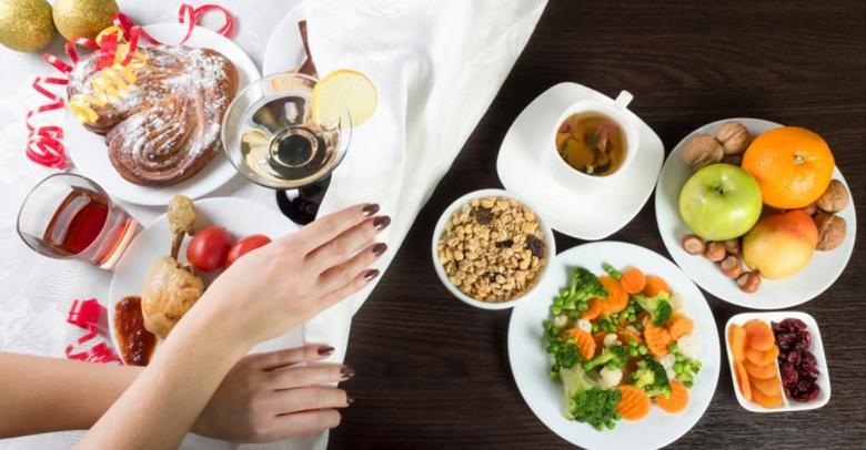 Como desintoxicar tu cuerpo luego de las fiestas