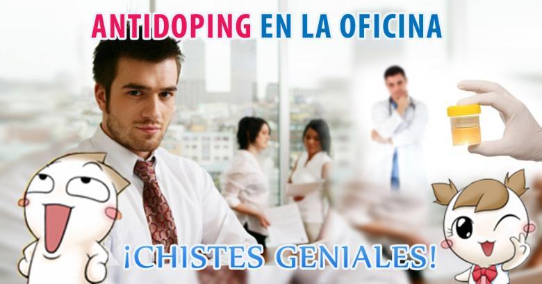 Antidoping en la oficina