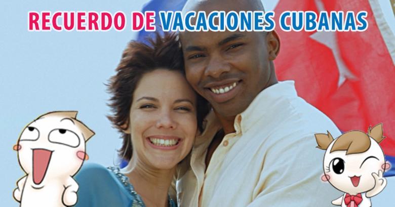 Recuerdos de Vacaciones en cuba