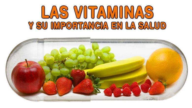 ? Mitos derribados sobre las Vitaminas ?
