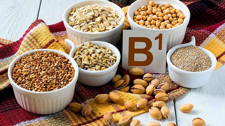 Hablemos de vitaminas: Vitamina B1 o Tiamina