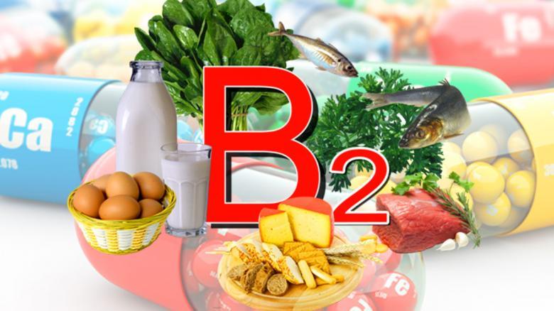 Hablemos de vitaminas: Vitamina B2 o riboflavina