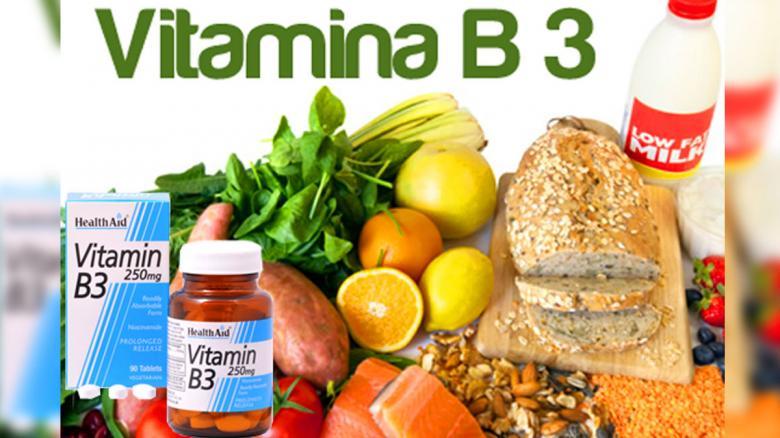 Hablemos de vitaminas: Vitamina B3 o Niacina