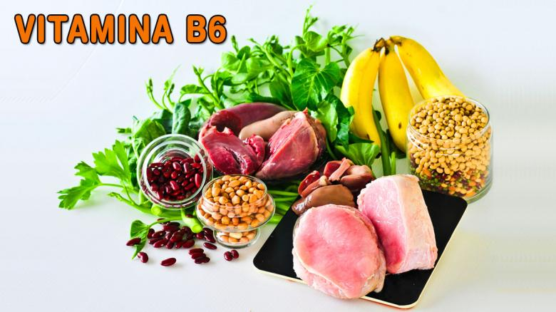 Hablemos de vitaminas: Vitamina B6