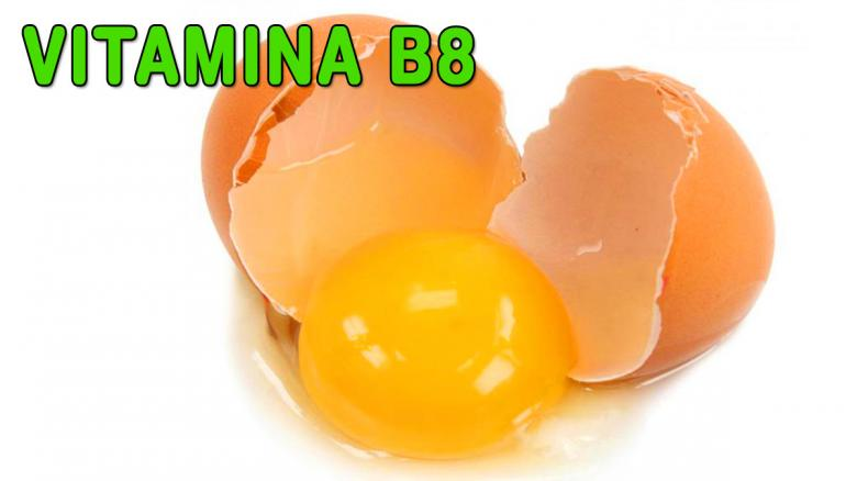 Hablemos de vitaminas: Vitamina B8 o biotina