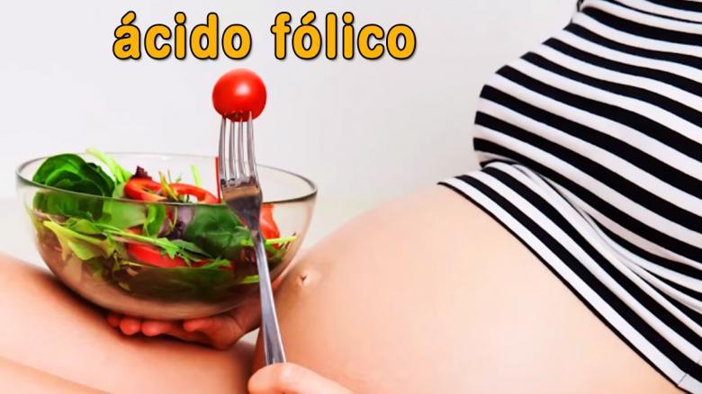 Hablemos de vitaminas: Vitamina B9 o ácido fólico