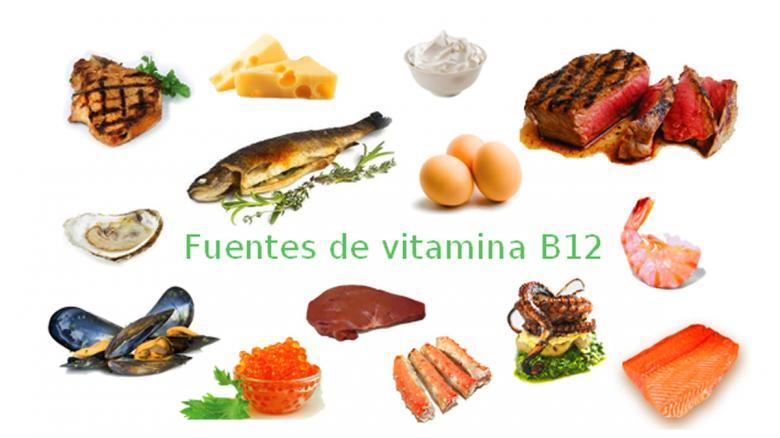 Hablemos de vitaminas: Vitamina B12