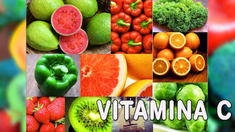 Hablemos de vitaminas: Vitamina C o ácido ascórbico