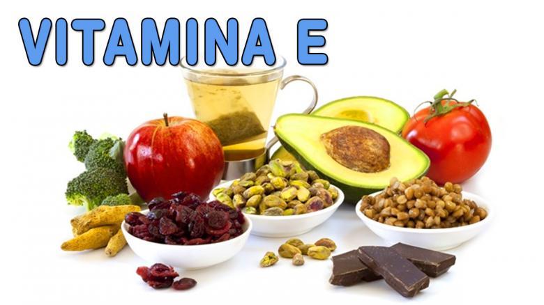 Hablemos de vitaminas: Vitamina E o Tocoferol