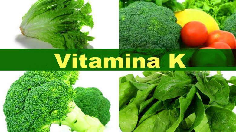 Hablemos de vitaminas: Vitamina K (Potasio)