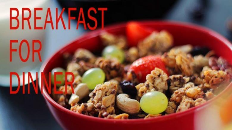 La moda del Brinner o como Cenar tu desayuno