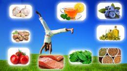 Top 10 alimentos para vivir más