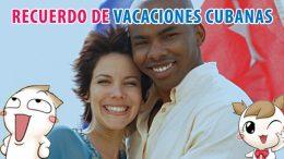Recuerdo de Vacaciones en cuba