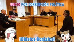 juicio por corrupcion