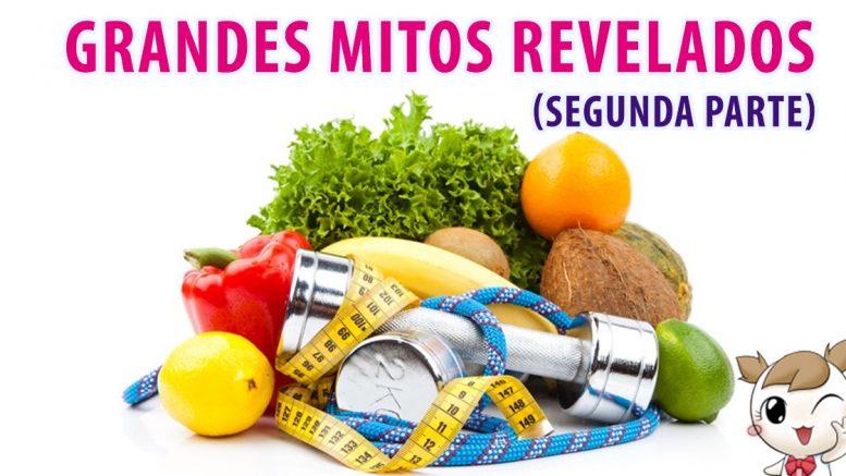 mitos de la alimentación