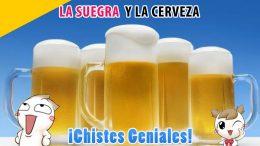 Suegra y la cerveza